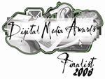 Digital Media Awards Nomination 2008