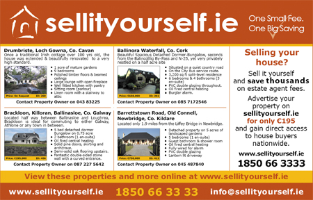 Irish Mirror Group Advertisement - Click to view larger image