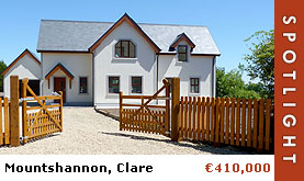 Property Spotlight: Mountshannon, Co. Clare
