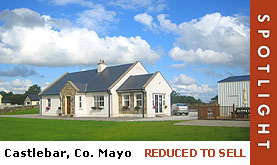Property for Sale: Castlebar, Co. Mayo